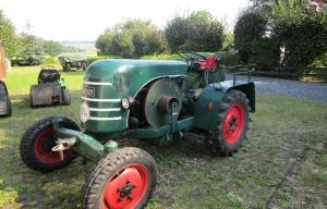 Kramer Traktor von 1952